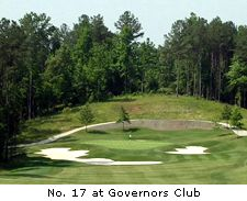 No. 17 at Governors Club