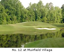 No. 12 at Muirfield Cillage