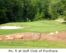 No. 5 at Golf Club of Purchase