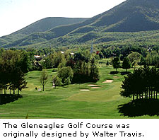 The Gleneagles Golf Course