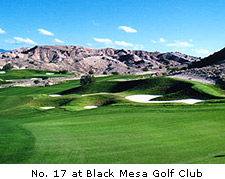No. 2 Black Mesa Golf Club