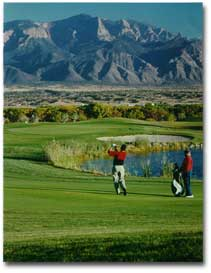 Check Out Santa Ana Golf Club In New Mexico