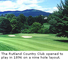 The Rutland Country Club