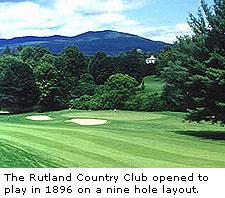 The Rutland Country Club