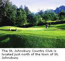 The St. Johnsbury Country Club