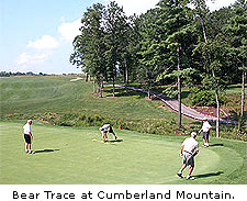 Bear Trace at Cumberland Mountain