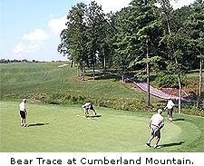 Bear Trace at Cumberland Mountain