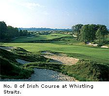 No. 8 at Irish Course