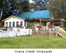 Crane Creek Vineyard