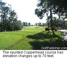 Copperhead Golf Course