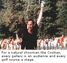 Costner on Golf
