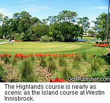 The Highlands Course