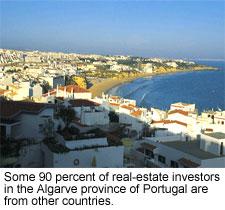 Real-estate Investors in the Algarve