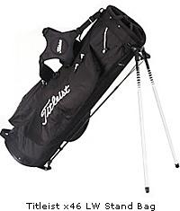Titleist x46 LW Stand Bag