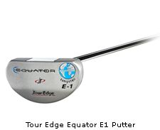 Tour Edge Equator E1 Putter