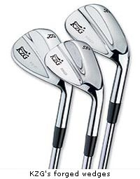 KZG's forged wedges