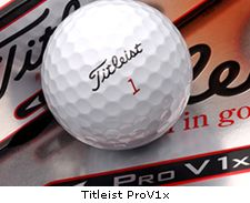 Titleist ProV1x