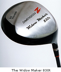 Widow Maker 9.5 driver