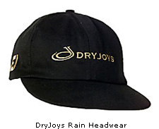 DryJoys Rain Headwear