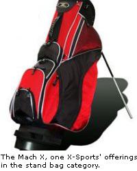 Mach X Stand Bag