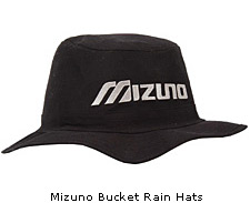 Mizuno Bucket Rain Hats