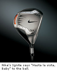 Nike's new Ignite driver