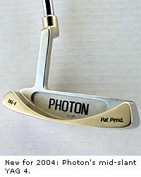 Photon YAG-4 putter