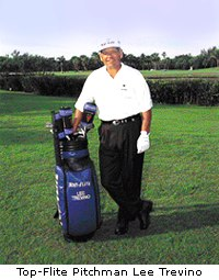 Top-Flite Pitchman Lee Trevino