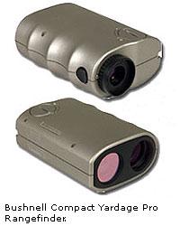 Bushnell Compact Yardage Pro Rangefinder