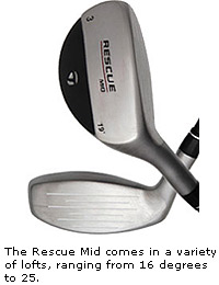 The Rescue Mid Putter