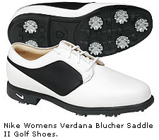 Verdana Blucher Saddle II