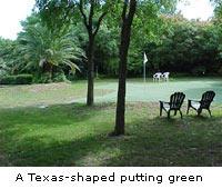 SofTrak Putting Green