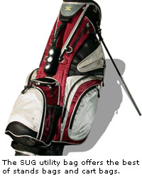 World Golf Sport Utility Golf Bag