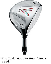TaylorMade V-Steel
