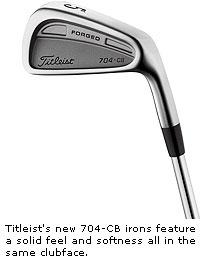 Titleist Iron 704-CB