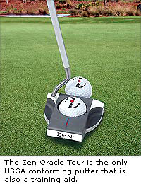 Zen Oracle Tour Putter