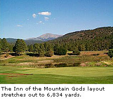 The Inn of the Mountain Gods