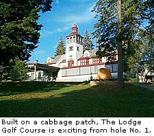 The Lodge at Cloudcroft