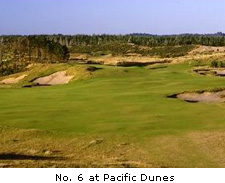 No. 10 at Pacific Dunes