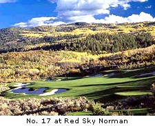 No. 17 at Red Sky Norman