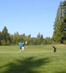 Tumwater Valley Municipal Golf Course